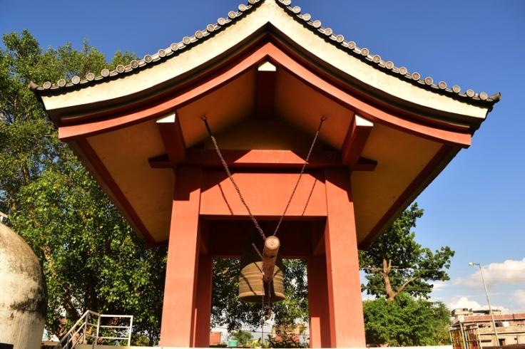 Bodh Gaya monastery