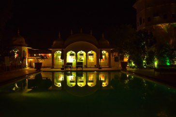 Beautiful Al Sisar Mahal