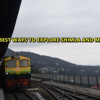 Most common itineraries for Shimla and Manali