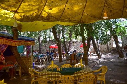 Local restaurants Leh Ladakh