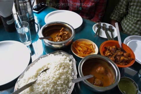 Kashmiri Food in Ladakh
