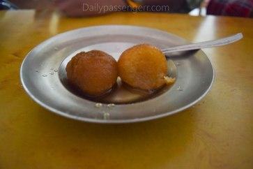 Best gulab jamun in Leh