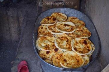 Local food Leh Ladakh