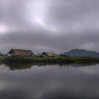 Misty Moments at Loktak Lake - A Photo Story