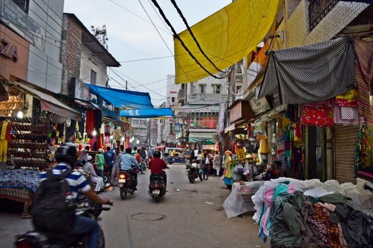 Delhi food walk Ramzan