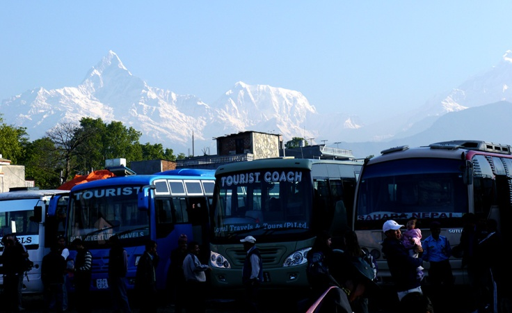 Kathmandu-Pokhara-Tourist-Bus
