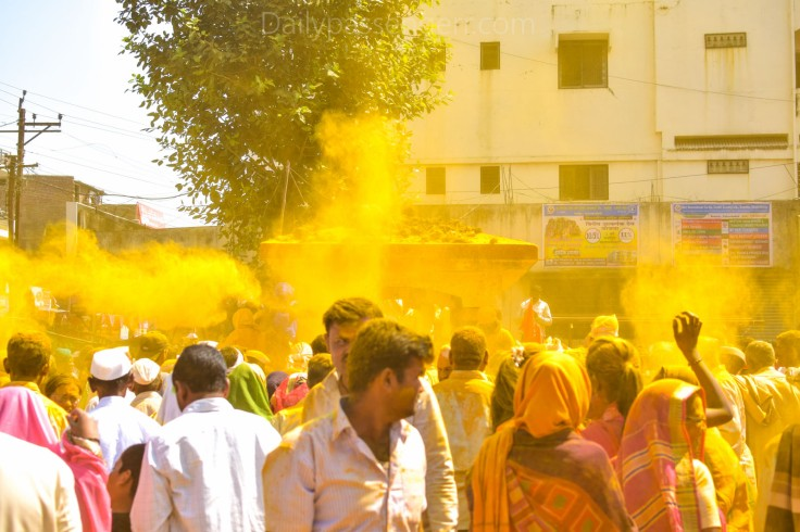 pattan Kodoli haldi festival 2