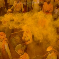 Pattan Kodoli Haldi Festival - Where Everything Turns Golden