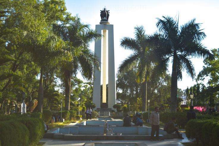 Imphal monuments (1)