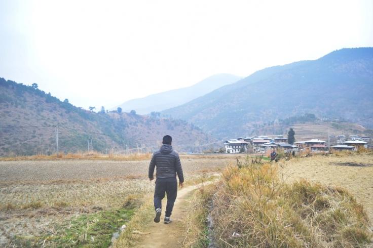 Phallus village Bhutan (1)