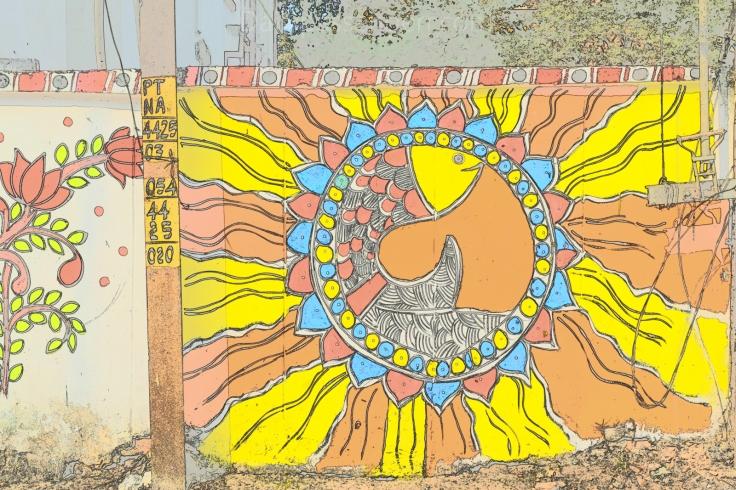 Patna Madhubani painting (2)