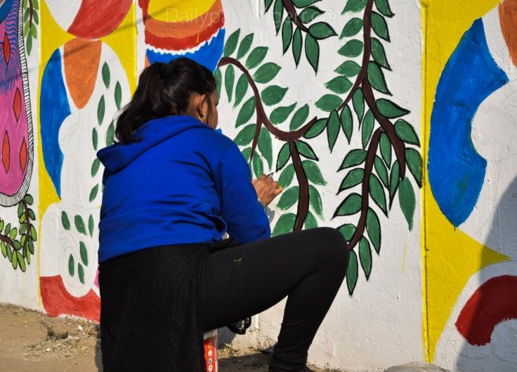 Patna Madhubani painting (8)