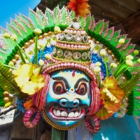 Charida – The Town of Mask Makers