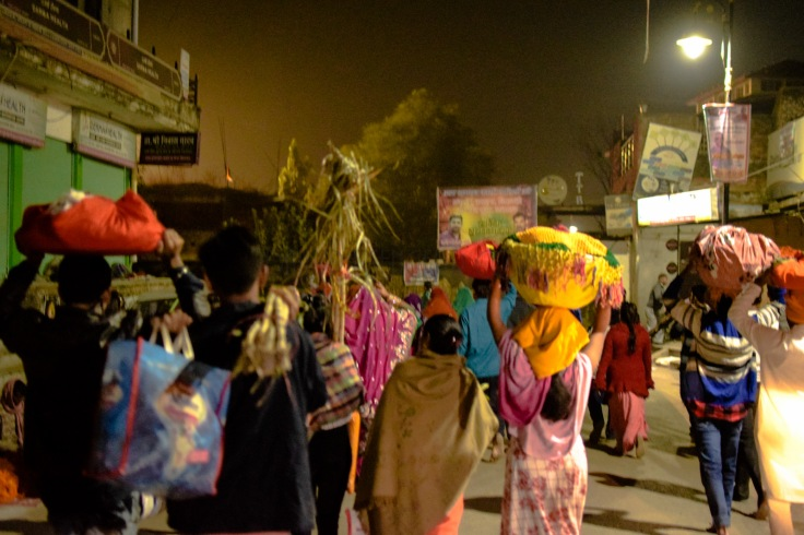 Chhath Puja Varanasi photos (1)