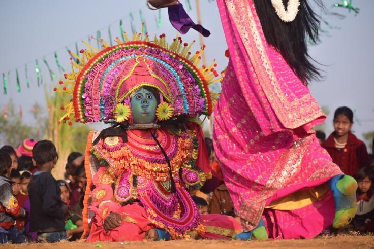 Chhau Dance (1)