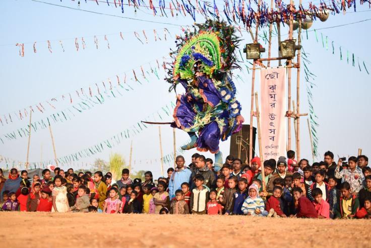 Chhau Dance photos (3)