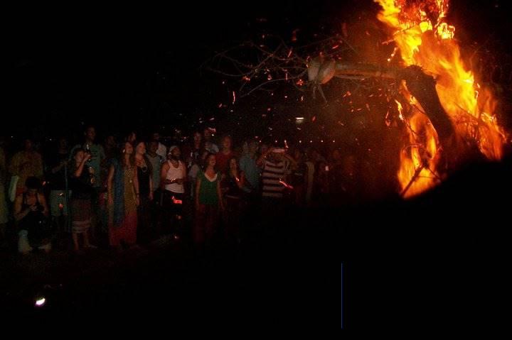 Gokarna new year paryy