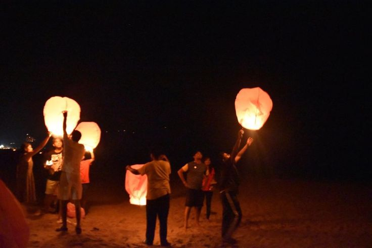 Gokarna party festival