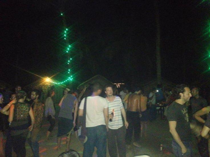 Gokarna party