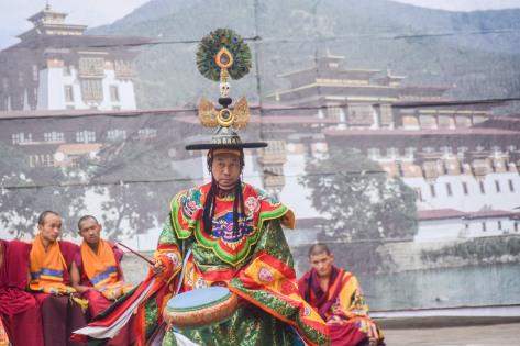 Punakha Tshechu (5)