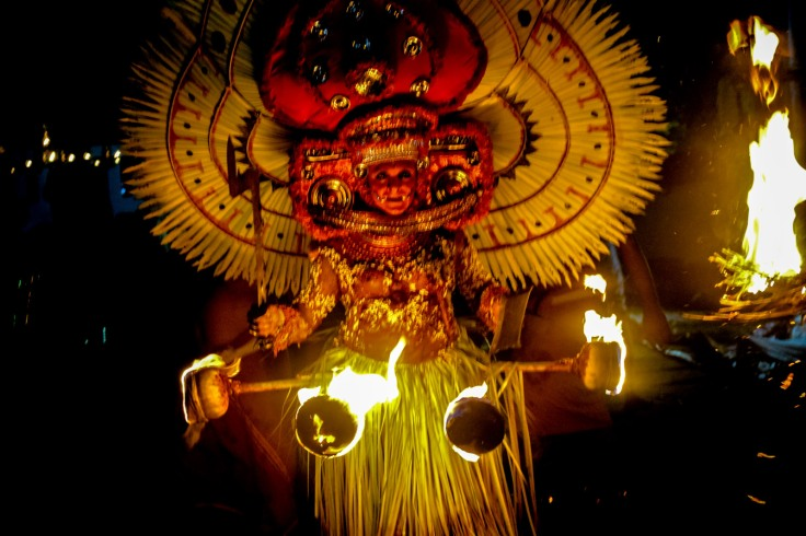 Theyyam festival guide (1)