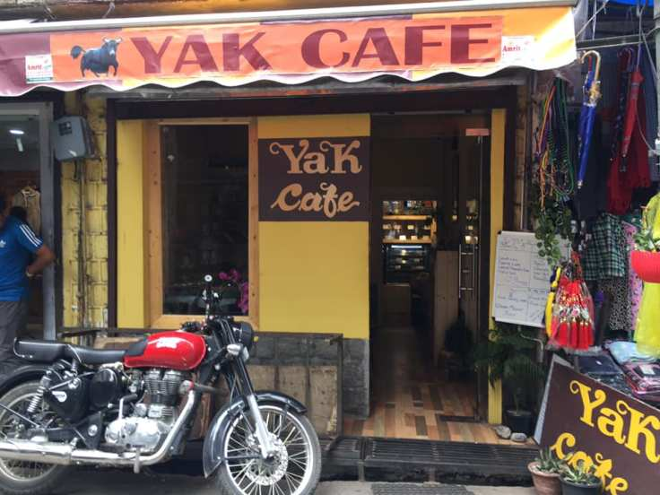 Yak Cafe Mcleodganj