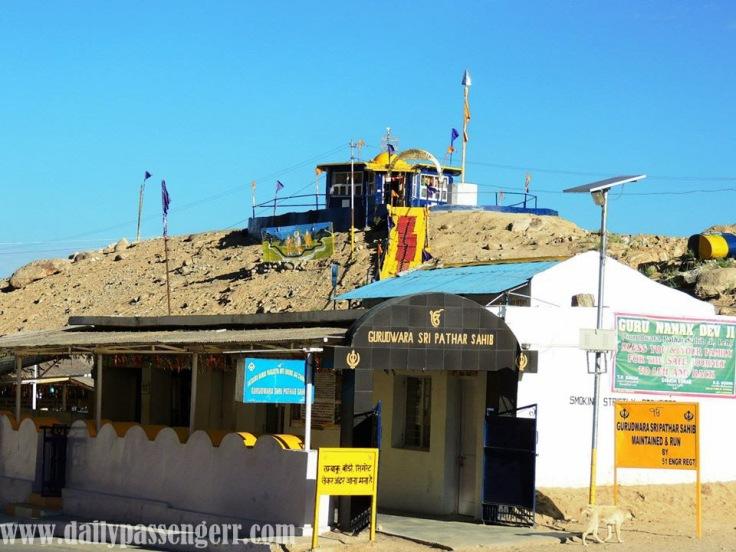 I Pathar Sahib Leh Ladakh