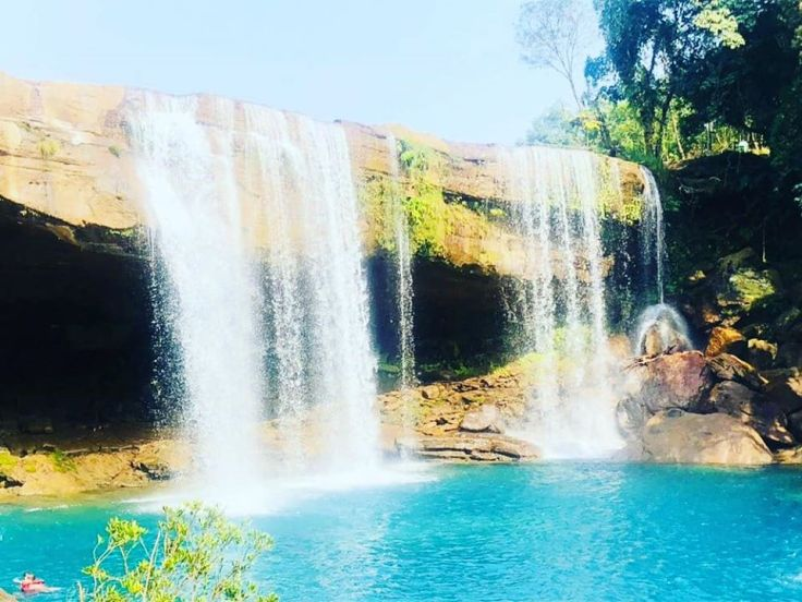 Waterfall meghalaya