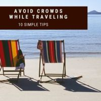 10 Ways To Avoid Crowds When Solo Travelling To New Destination