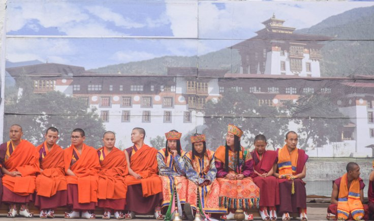 Bhutan punakha tshechu (1 of 11)