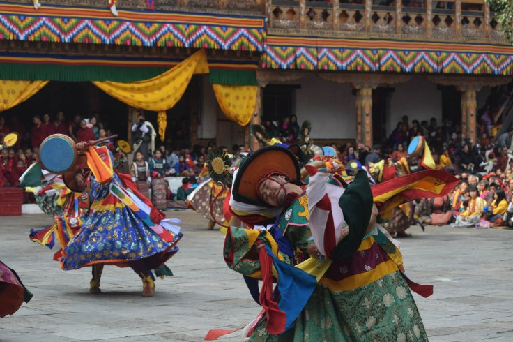 Bhutan punakha tshechu (8 of 11)
