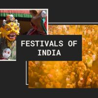 The Colourful Festivals of India