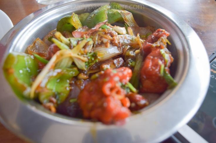Manipuri food_