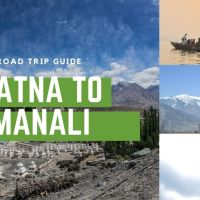 7 Points to Consider While Planning a Road Trip from Patna to Ladakh